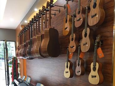 乐器专卖店