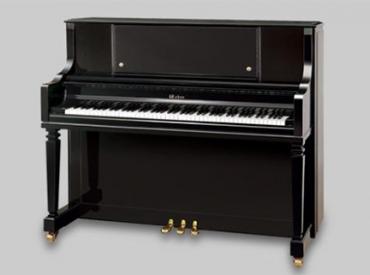 韦伯立式钢琴